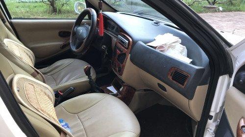Cần bán Fiat Albea 1.3 MT đời 2007, màu trắng chính chủ  8