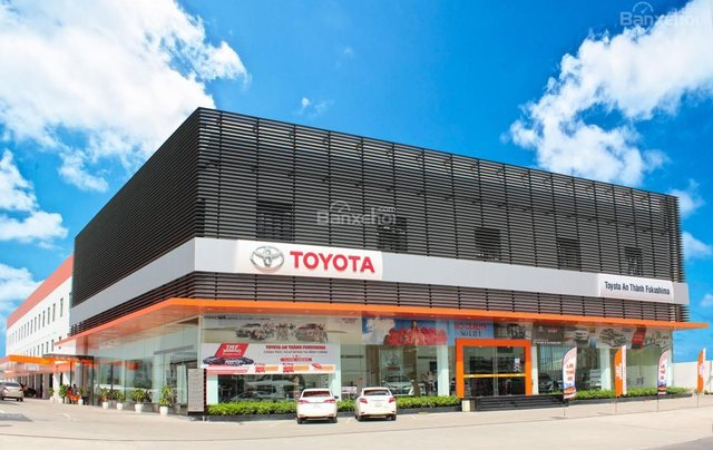 Toyota An Thành Fukushima 1