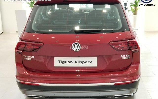 SUV 7 chỗ Tiguan Allspace màu đỏ ruby giao ngay - Xem và lái thử xe tại nhà, hotline: 090.898.8862 (Mr. Anh Quân)1