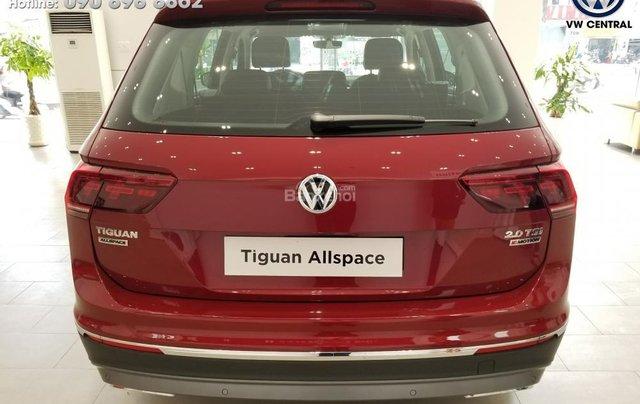 SUV 7 chỗ Tiguan Allspace màu đỏ ruby giao ngay - Xem và lái thử xe tại nhà, hotline: 090.898.8862 (Mr. Anh Quân)22
