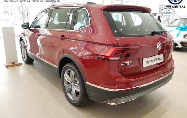 SUV 7 chỗ Tiguan Allspace màu đỏ ruby giao ngay - Xem và lái thử xe tại nhà, hotline: 090.898.8862 (Mr. Anh Quân)23