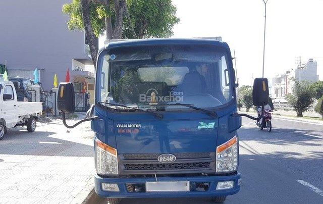 Bán xe tải Veam VT125 thùng dài 3,8m0