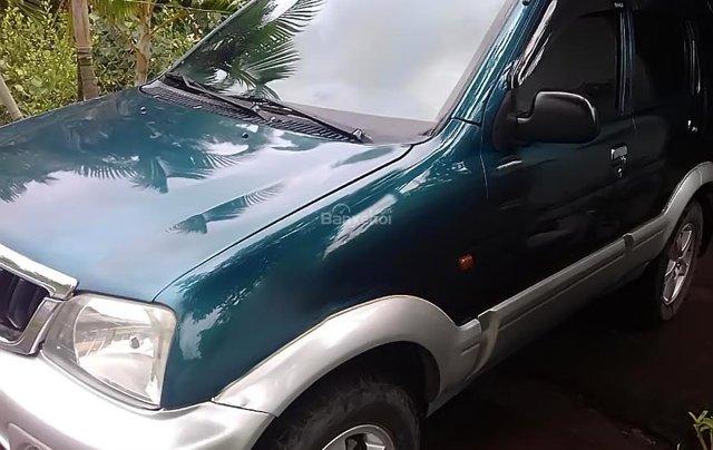 Bán Daihatsu Terios năm sản xuất 2005, màu xanh lam0