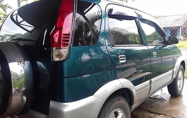 Bán Daihatsu Terios năm sản xuất 2005, màu xanh lam1