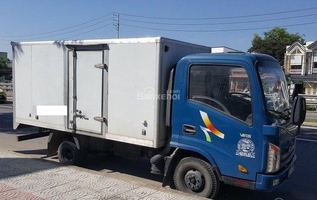 Bán xe tải Veam VT125 thùng dài 3,8m1