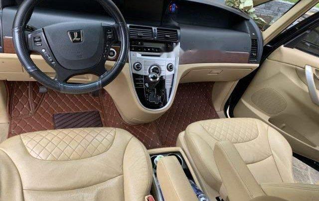 Cần bán gấp Luxgen 7 MPV đời 2014, màu đen, xe nhập5
