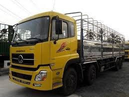 Dongfeng 4 chân Hoàng Huy L315, giá cạnh tranh trả trước 20%, bảo hành1