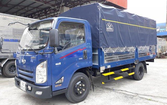 Xe tải Đô Thành IZ65 tải 1.9 tấn đến 3.5 tấn, khuyến mãi 100% thuế trước bạ, hỗ trợ trả góp, giao xe ngay0