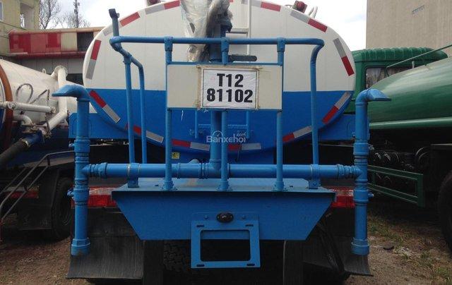 Bán xe phun nước rửa đường 9 khối3