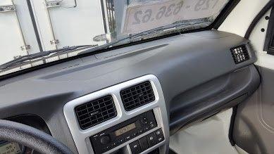 Bán ô tô xe tải Veam Mekong đời 2018, màu trắng, 164tr, hỗ trợ trả góp1