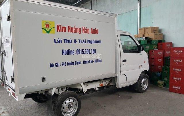 Bán ô tô xe tải Veam Mekong đời 2018, màu trắng, 164tr, hỗ trợ trả góp4