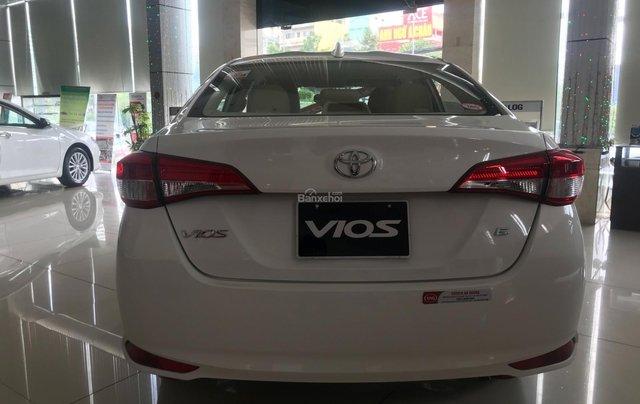 Bán Toyota Vios E năm sản xuất 2019, tặng tiền mặt 20 triệu và quà theo xe2