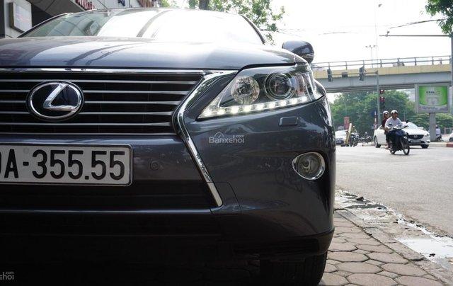 Bán xe RX 350 đời 2014, màu ghi xám, xe nhập Mỹ, biển siêu vip. LH: E Hương: 09453924683