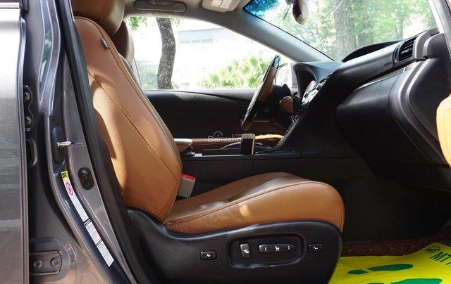 Bán xe RX 350 đời 2014, màu ghi xám, xe nhập Mỹ, biển siêu vip. LH: E Hương: 09453924687