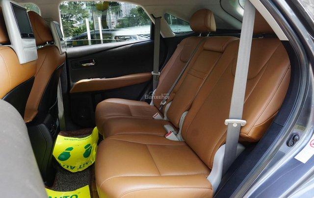 Bán xe RX 350 đời 2014, màu ghi xám, xe nhập Mỹ, biển siêu vip. LH: E Hương: 094539246813