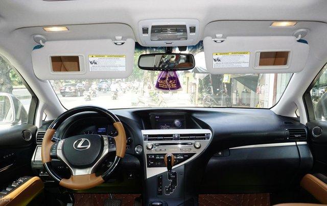 Bán xe RX 350 đời 2014, màu ghi xám, xe nhập Mỹ, biển siêu vip. LH: E Hương: 094539246822