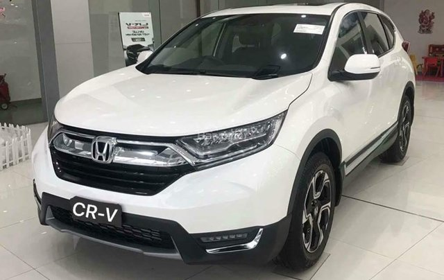 Honda Mỹ Đình - Honda CR-V, nhập khẩu, đủ màu, khuyến mại lên tới 50tr, giao xe ngay - LH: 0985.27.66630