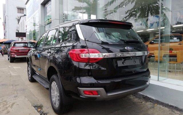 Bán Ford Everest Trend AT 2018, màu đen, xe nhập, KM khủng tháng 11, hỗ trợ thủ tục từ A-Z1