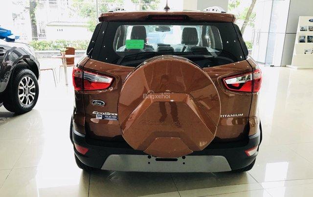 Cần bán nhanh Ford Ecosport 1.5L Titanium AT đời 2019, màu nâu vàng2