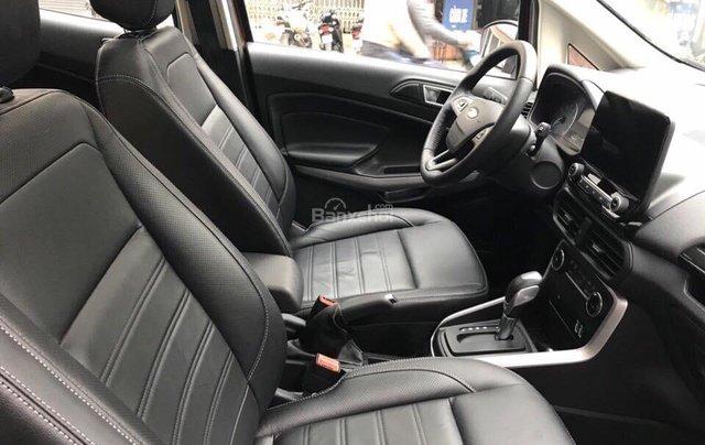 Cần bán nhanh Ford Ecosport 1.5L Titanium AT đời 2019, màu nâu vàng3