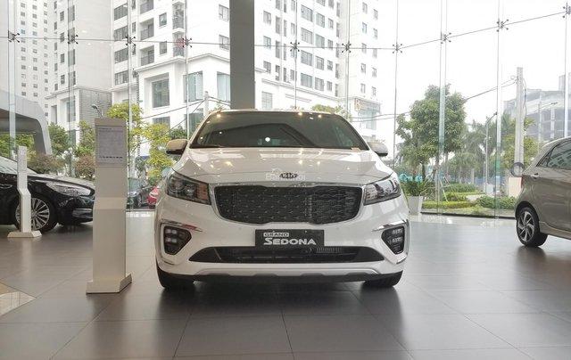 [Kia Phạm Văn Đồng]- Ra mắt mẫu xe Kia Sedona Facelift 2019, gía ưu đãi, khuyến mãi khủng. LH: 0965.555.0890