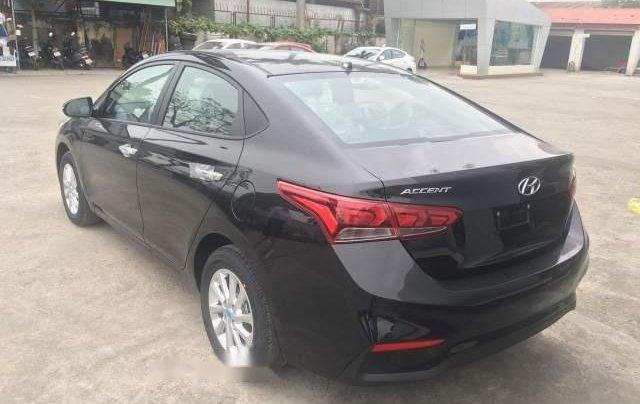 Bán Hyundai Accent AT 2018, màu đen3
