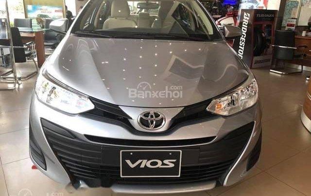 Toyota Tân Cảng - Vios 1.5 số sàn - Trả trước 140tr nhận xe ngay - đủ màu giao ngay - 09330006003