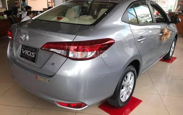 Toyota Tân Cảng - Vios 1.5 số sàn - Trả trước 140tr nhận xe ngay - đủ màu giao ngay - 09330006001