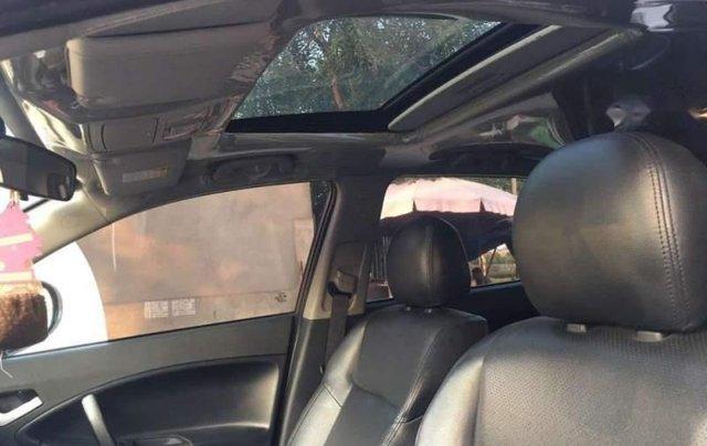 Cần bán lại xe Geely Emgrand 2013, màu nâu, xe nhập5