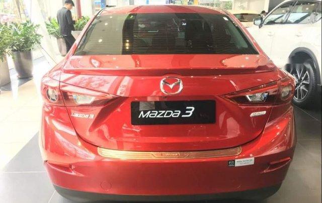 Cần bán Mazda 3 năm 2018, màu đỏ, 667tr5