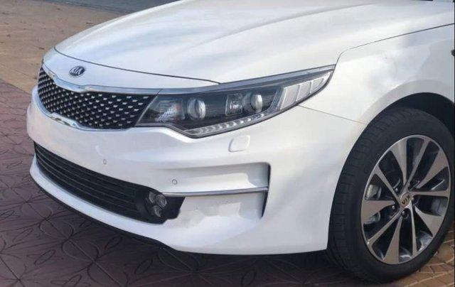 Bán xe Kia Optima năm sản xuất 2018, màu trắng2