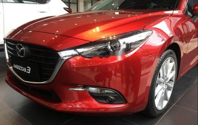 Cần bán Mazda 3 năm 2018, màu đỏ, 667tr1