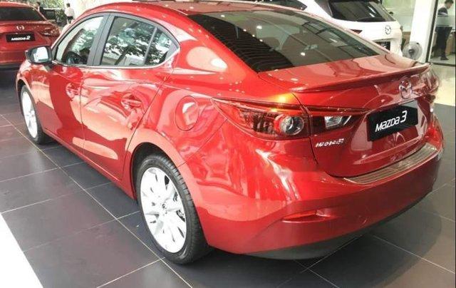 Cần bán Mazda 3 năm 2018, màu đỏ, 667tr3
