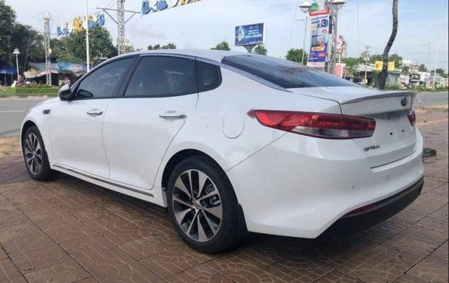 Bán xe Kia Optima năm sản xuất 2018, màu trắng1