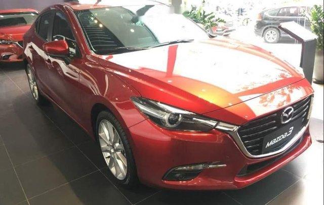 Cần bán Mazda 3 năm 2018, màu đỏ, 667tr0