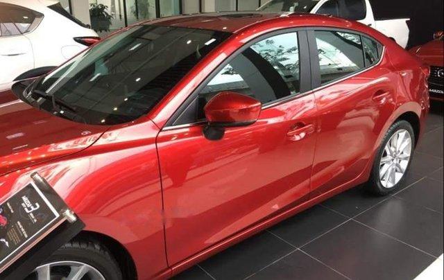 Cần bán Mazda 3 năm 2018, màu đỏ, 667tr4