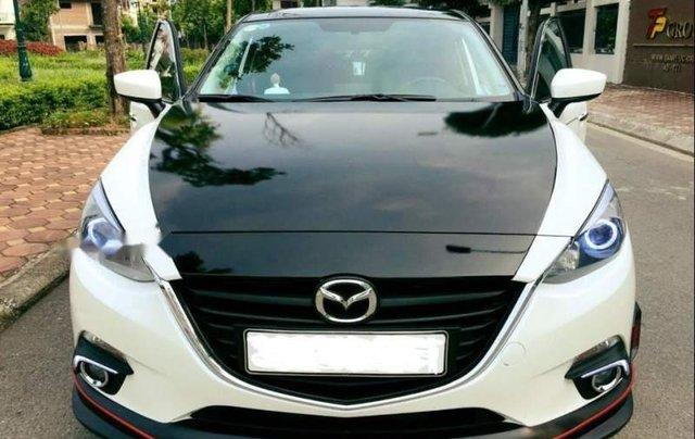 Bán ô tô Mazda 3 Facelift sản xuất 2018, hai màu giá cạnh tranh2