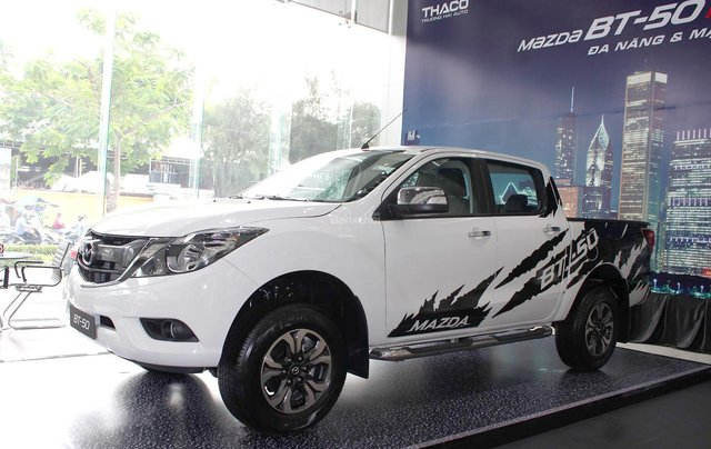 Mazda BT 50 2.2 ATH giá tốt nhất tại Mazda Bình Triệu5