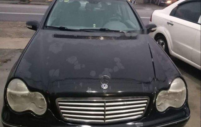 Cần bán xe Mercedes 2003, màu đen, nhập khẩu, giá 165tr4