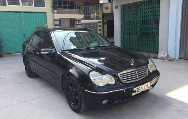 Cần bán xe Mercedes 2003, màu đen, nhập khẩu, giá 165tr0