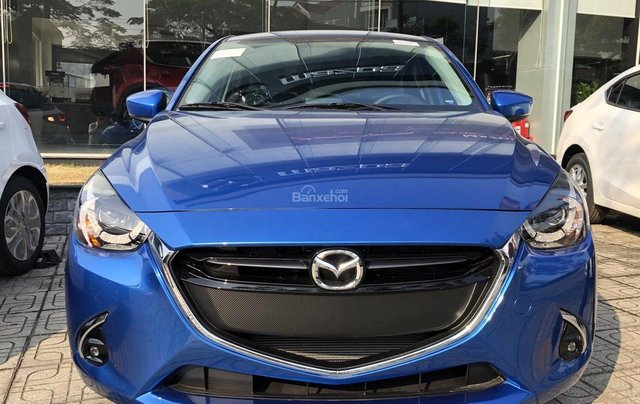 Bán Mazda 2 1.5 AT 2019, xe nhập nguyên chiếc, LH 0941 322 979 [Mazda Bình Triệu]0