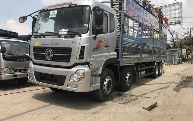 Bán xe tải thùng 4 chân Dongfeng Hoàng Huy, giá tốt nhất, trả góp giá rẻ TPHCM1