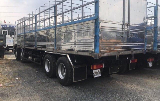 Bán xe tải thùng 4 chân Dongfeng Hoàng Huy, giá tốt nhất, trả góp giá rẻ TPHCM2
