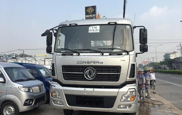 Bán xe Dongfeng 18 tấn nhập khẩu Hoàng Huy 100%, hỗ trợ vay 75% xe trên toàn quốc0