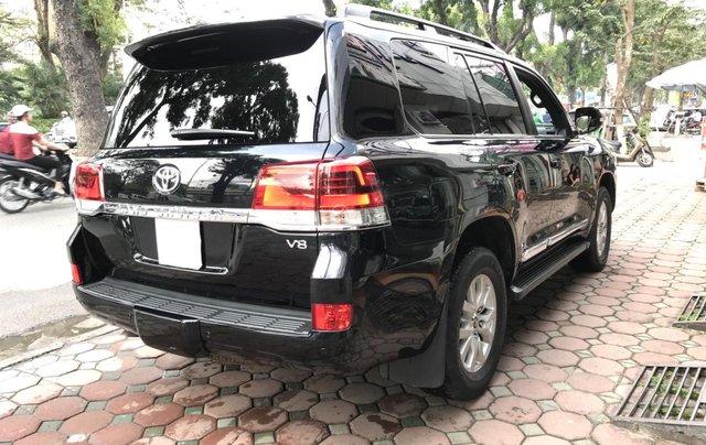 Bán Toyota Land Cruiser V8 5.7 AT đời 2016, màu đen, nhập khẩu Mỹ LH: 0982.84.28383