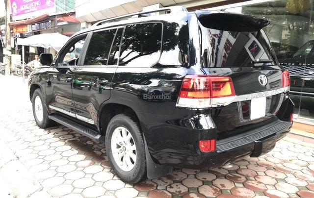 Bán Toyota Land Cruiser V8 5.7 AT đời 2016, màu đen, nhập khẩu Mỹ LH: 0982.84.28384