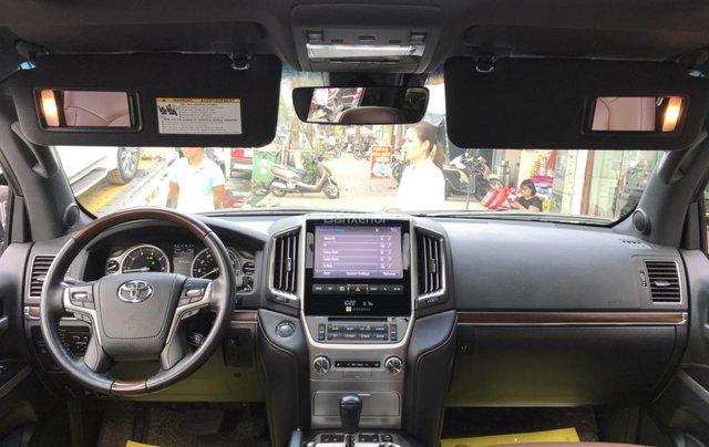 Bán Toyota Land Cruiser V8 5.7 AT đời 2016, màu đen, nhập khẩu Mỹ LH: 0982.84.283813