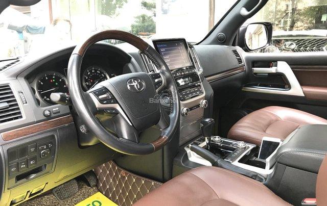 Bán Toyota Land Cruiser V8 5.7 AT đời 2016, màu đen, nhập khẩu Mỹ LH: 0982.84.283812