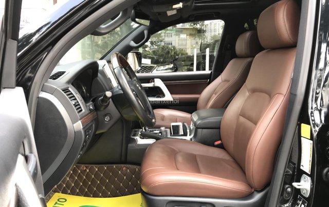 Bán Toyota Land Cruiser V8 5.7 AT đời 2016, màu đen, nhập khẩu Mỹ LH: 0982.84.283817
