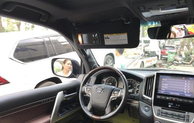 Bán Toyota Land Cruiser V8 5.7 AT đời 2016, màu đen, nhập khẩu Mỹ LH: 0982.84.283820